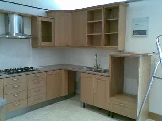 Kitchen installed by SKWORKS in Reading